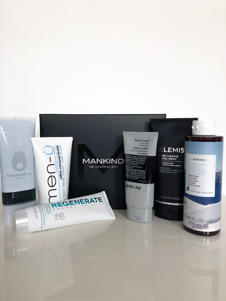 THE MANKIND GROOMING BOX – EXPLORER EDIT